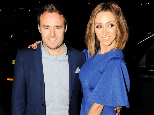 Coronation Street's Alan Halsall and Lucy-Jo Hudson recently called it quits