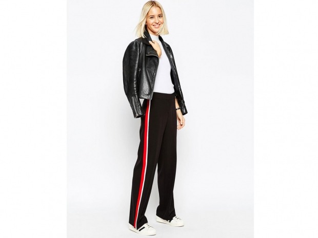 Rosie H W Proves That Tracky Bs Just Got Trendy Look