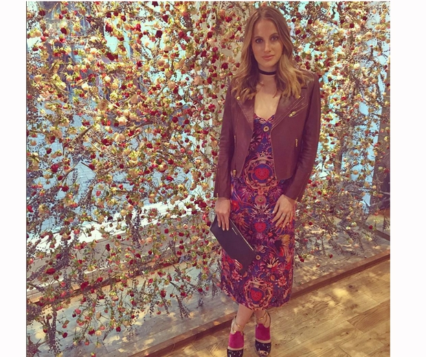 Rosie fortescue at liberty london
