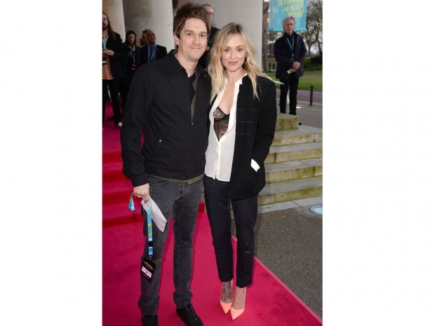 Fearne and hubby Jesse Wood