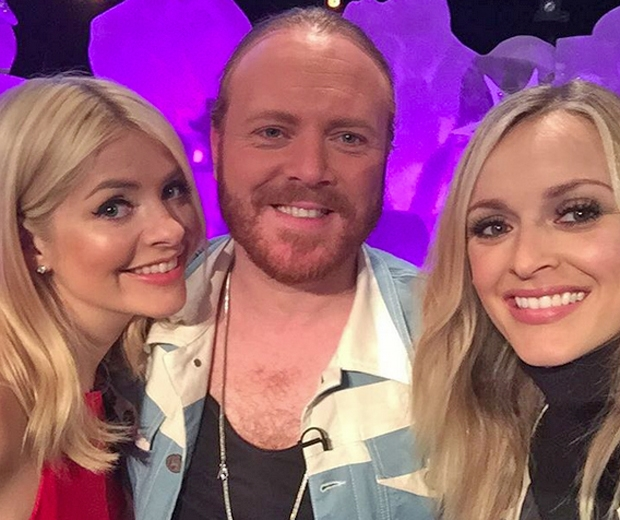 keith lemon fearne cotton holly willoughby