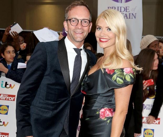 Holly and husband Dan Baldwin
