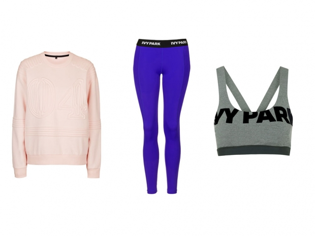 Beyonce's Ivy Park collection
