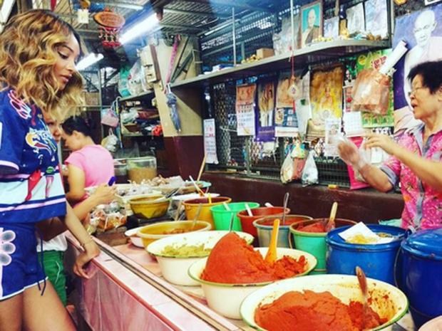 Visiting Thailand Market