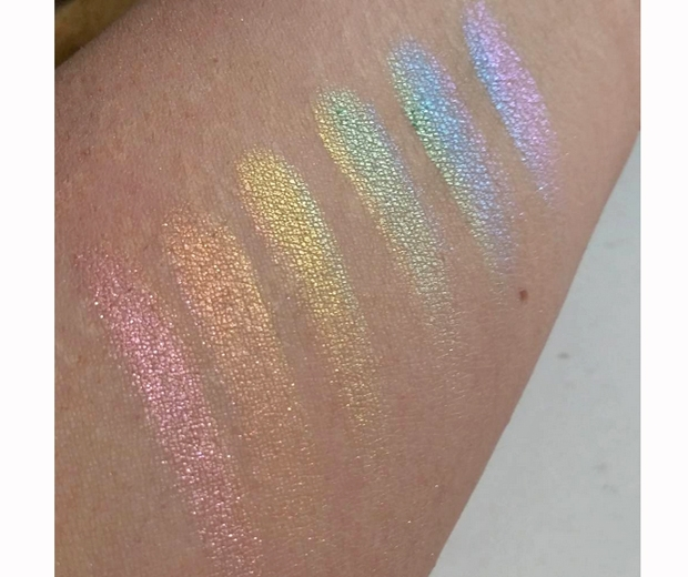 bitter lace beauty prism palette rainbow