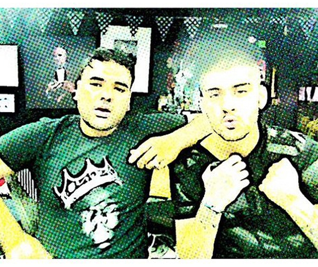 Zayn malik and Naughty Boy