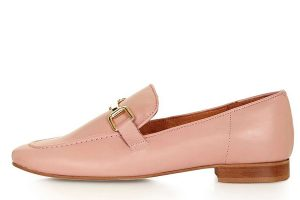 Topshop Nude Loafers, £62