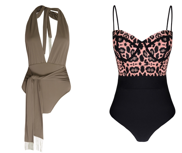 binky felstead in the style swimwear