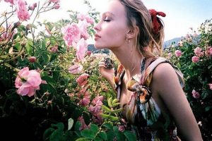 Lily-Rose Depp Stars In Chanel No 5 Campaign, 2016