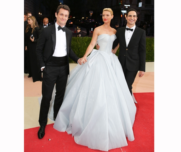 Claire Danes Met Gala: Claire Danes' Light-Up MET Gala Dress = The Coolest Thing