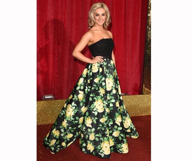 isabel hodgins british soap awards