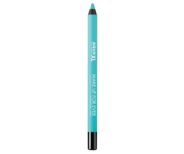 Makeup Forever Waterproof Eyeliner Pencil in Matte Pastel Blue