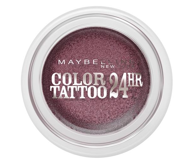 Maybelline Colour Tattoo Metallic Plum