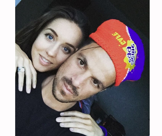 Peter Andre and wife Emily  macdonagh