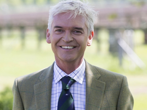 so this is why phillip schofield was mia on this morning. Black Bedroom Furniture Sets. Home Design Ideas