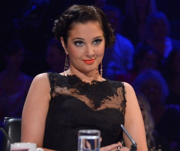 X Factor Judges 2012 Tulisa Is Tulisa Conto...