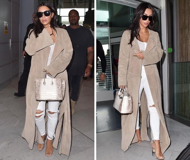 Kim Kardashian in 2016