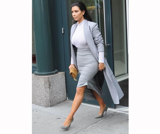 Kim Kardashian in 2014