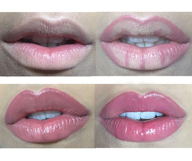 Step by step pout plumper