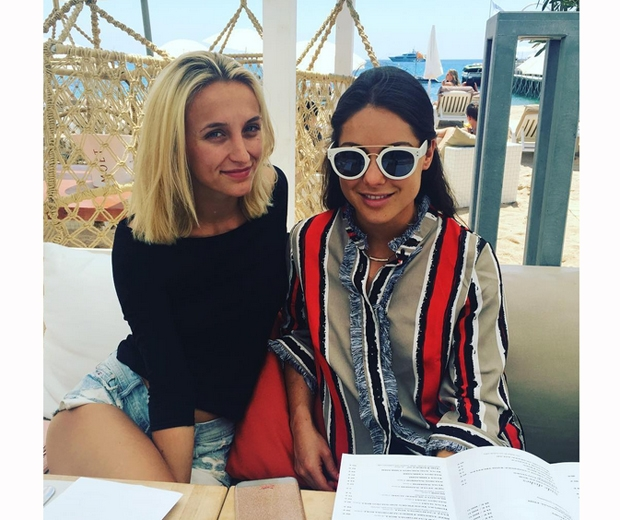 made in chelsea lousie thompson and tiffany watson