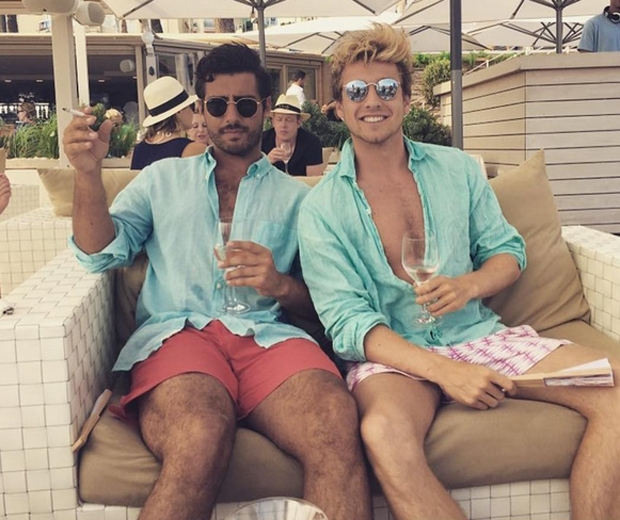 made in chelsea alik alfus sam thompson cannes