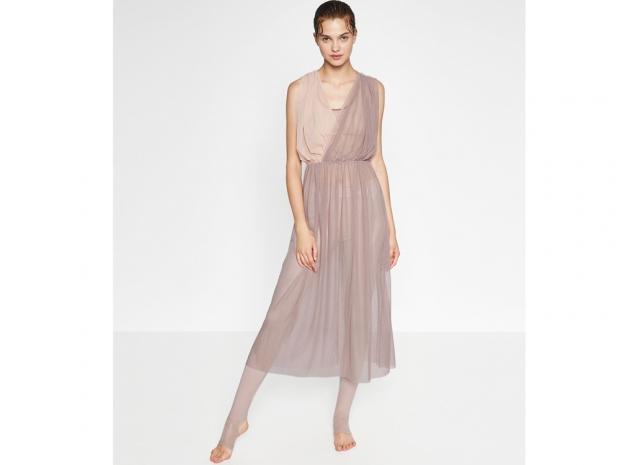 Tulle dress from Zara