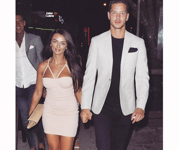 Love Island's Scott and Kady