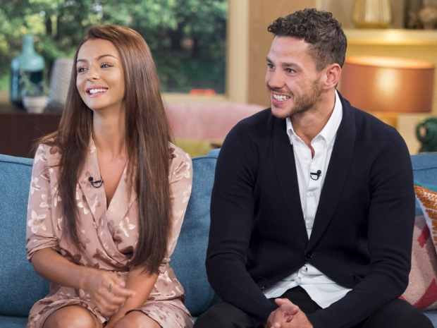 Love Island Kady and Scott