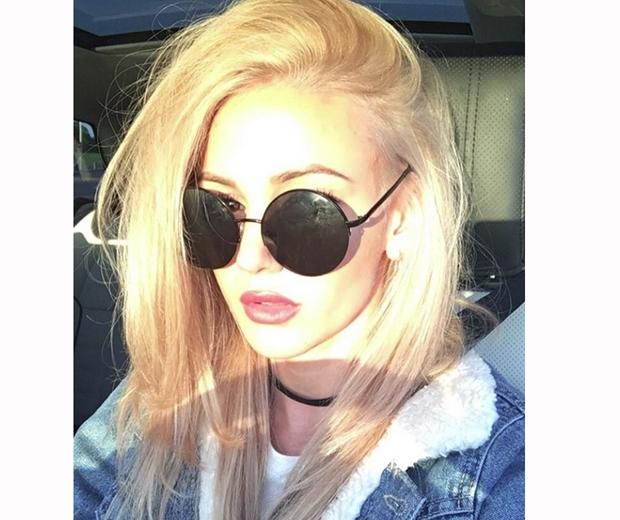 michelle keegan blondee