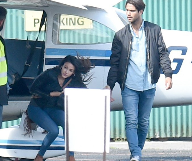 Michelle was recently linked with her Our Girl 2 co-star, Luke Pasqualino