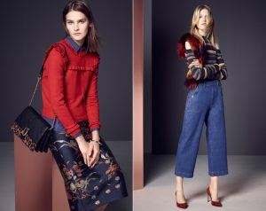 Polished separates and luxe accessories make M&S's new collection a dream