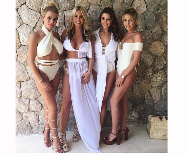 towie girls mallorca