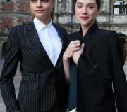 Cara Delevingne And St Vincent Split After A Year And A Half Due To The 'Pressures' Of A Long-Distance Relationship, 2016