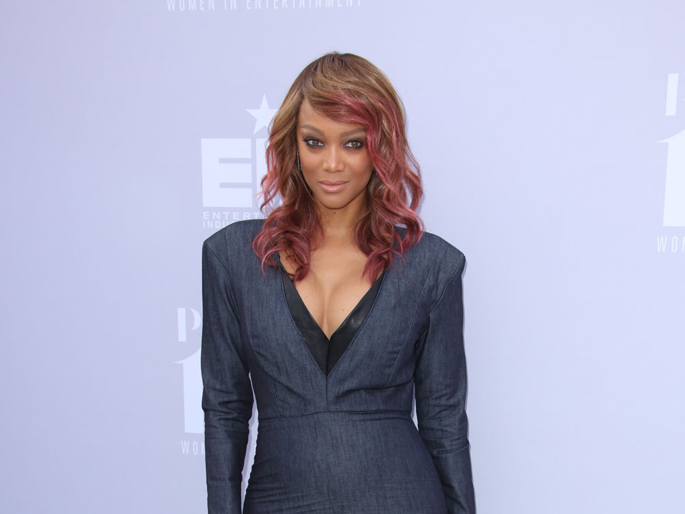 Tyra Banks Could Be Your Next University Professor Look Magazine