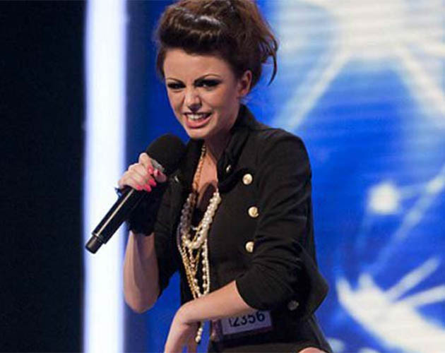 Cher Lloyd Has Spoken Out About Those X Factor Eyebrows Look