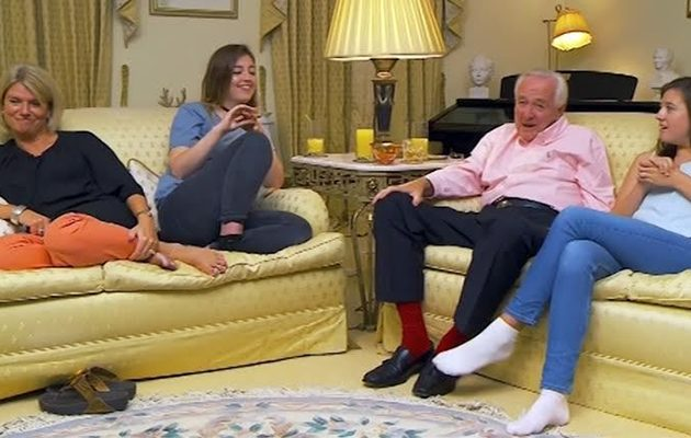 Delaney-Elwoods Gogglebox
