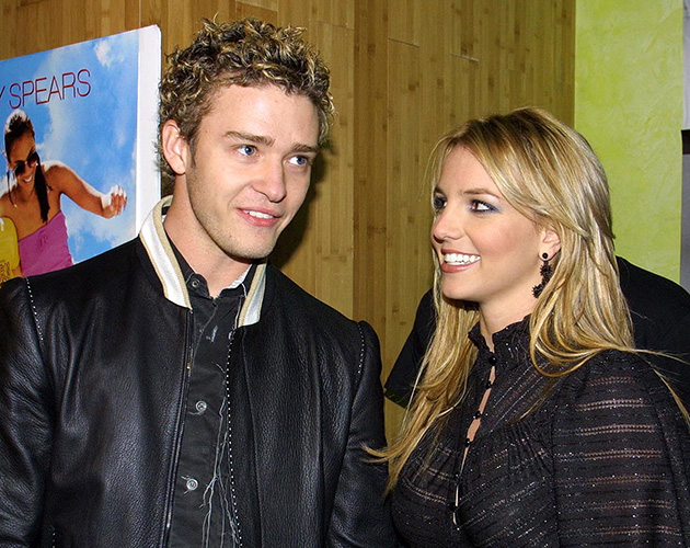 Is britney spears hookup justin timberlake