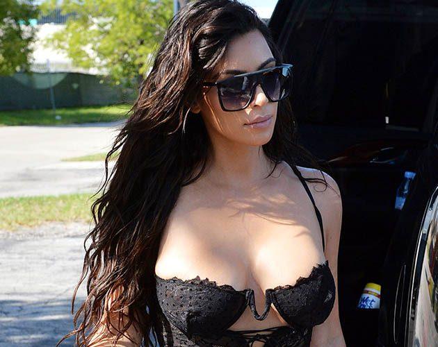 Kim Kardashian out and about, Miami, USA - 15 Sep 2016