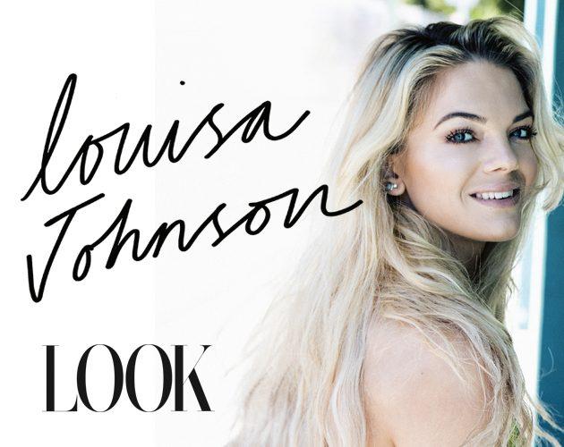 Louisa Johnson blogs for Look