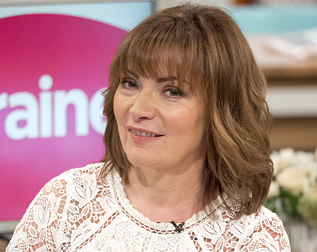 Lorraine Kelly Hits Out At That Charlotte Crosby Rant