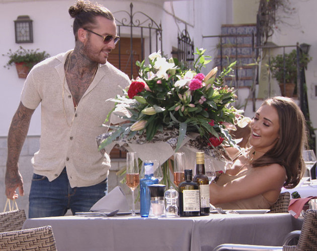 The Weird Thing Pete Wicks Did To Megan Mckenna After Last Nights