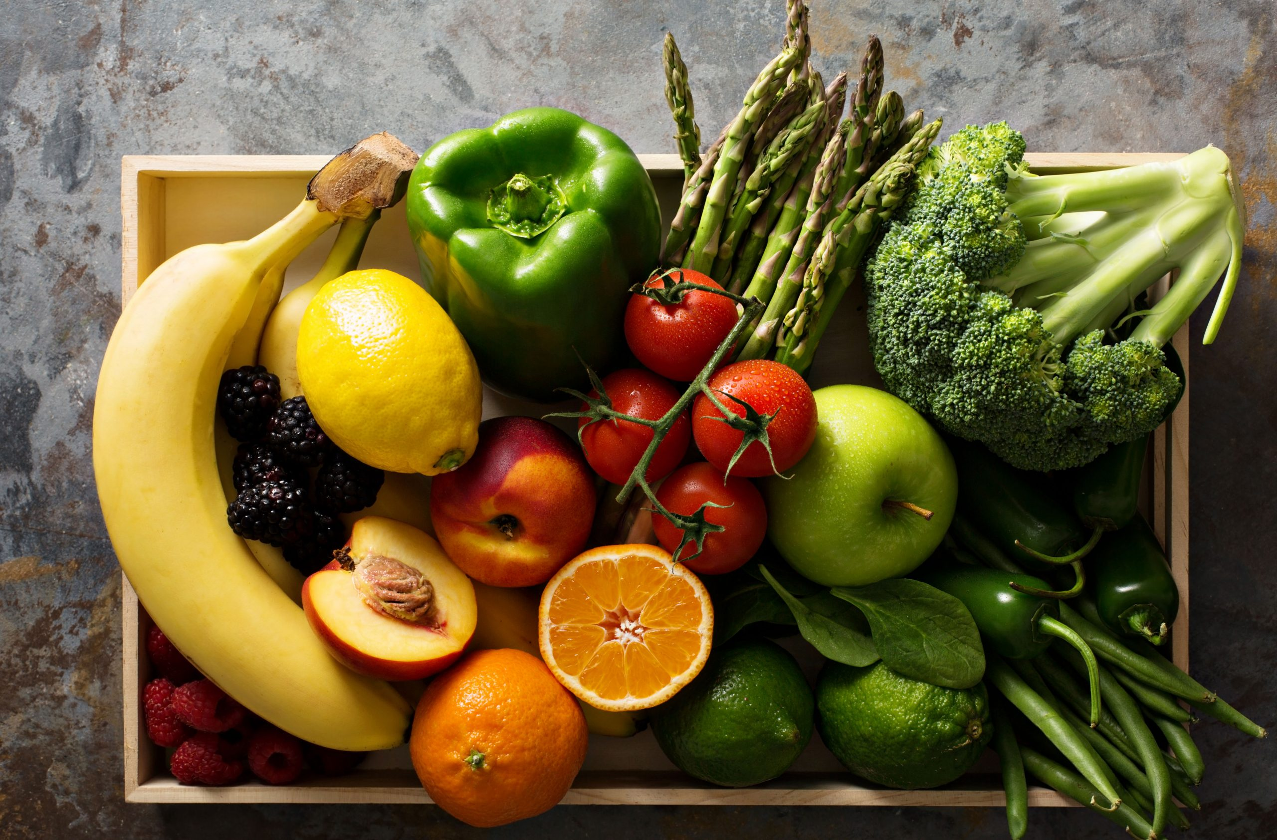 Seasonal Food Calendar What Fruit And Veg Is In Season Now