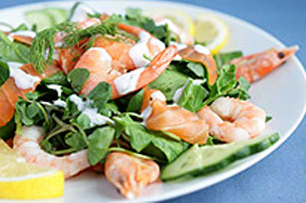 recipe: healthy seafood salad [38]