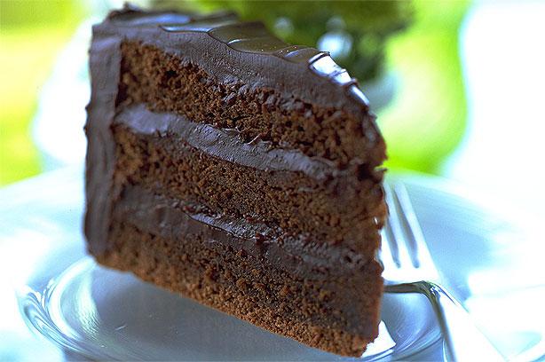 rich chocolate and rum cake recipe