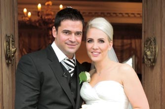Woman Exclusive Claire From Steps Gets Married