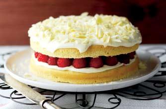 Weight Watchers White Chocolate Cake Recipe