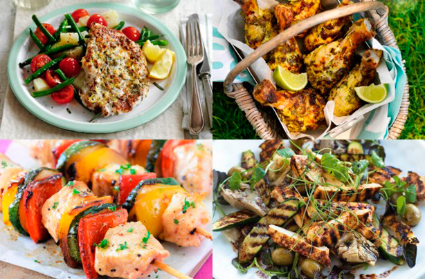 Top chicken recipes for June 2013