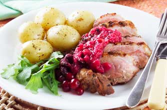 recipe: redcurrant jus for duck [13]