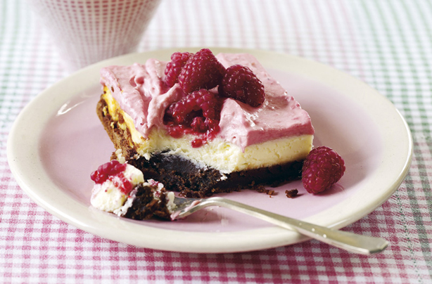 Hummingbird Bakery Raspberry Cheesecake Brownie Recipe