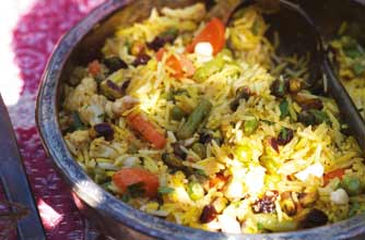 gordon ramsay s vegetable pilau rice indian recipes goodtoknow